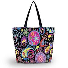 Colorful Eco Shopping Travel Shoulder Bag Tote Handbag Folding Reusable Bags Hot