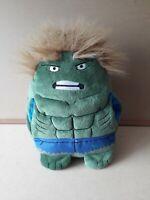 Spuddy The Hulk Novelty Couch Potato Cushion TV Remote/Snack Holder Soft Toy
