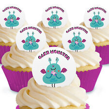 A4 Jelly Jamm Comestible Glaseado Cumpleaños Pastel Topper