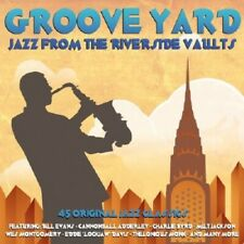 Groove Yard-Jazz From The Riverside Vaults 3-CD NEW SEALED Bill Evans/Sam Jones+