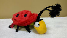 "10"" Lady Bug & Coin Purse, Plush Toy, Doll, Stuffed Animal, Hallmark"