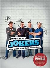 IMPRACTICAL JOKERS: THE COMPLETE FIRST SEASON NEW REGION 1 DVD