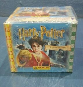 Harry Potter and the chamber of secrets - Panini - sealed BOX 50 packs