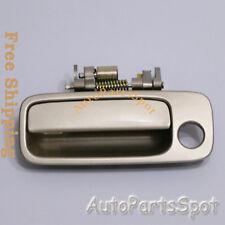 NEW 97-01 Toyota Camry Outside Door Handle Front Left Beige Metallic 4M9