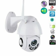 1080P WIFI IP Camera Wireless Outdoor CCTV Home Security IR Cam Night Vision