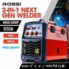 Rossi 280E MIG Inverter Welding Machine
