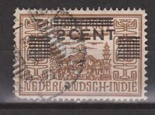 Nederlands Indie Netherlands Indies Indonesia 212 used Opruimingsuitgifte 1934