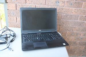 Dell Latitude 5580 7th Gen I7 Latest Win10 Pro Laptop