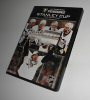 NHL Stanley Cup Champions Pittsburgh Penguins 2008-2009 (DVD) Hockey