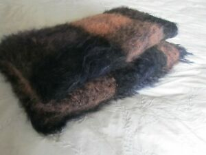 A stunning throw / blanket by All Mohair