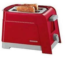 Severin AT 2571 automatic toaster, red grey / 750 W
