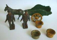Charbens Costermongers Cart, + Extras. Vintage Lead.