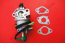 Northern Tool Hydraulics NH5200 11HP 5200 watt Gas Generator Carburetor Assembly