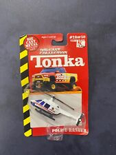 Tonka Die Cast Collection Police Ranger #28/50 Air 16