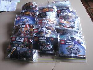 lego star wars bulk lot