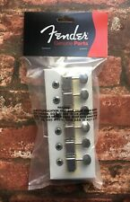 More details for fender vintage nickel stratocaster strat telecaster tuners, tuning machine heads