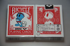 1 deck BICYCLE ARENA RED playing cards