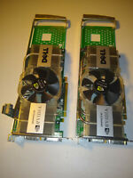NVIDIA Geforce 7800 GTX 256MB Workstation Video Card Dual DVI Dell X8764