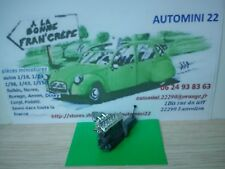 Burago 1/18 Pièces  Jaguar type E coupé / cabriolet   Moteur complet