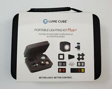 New Lume Cube Portable Lighting Kit Plus+ Free Shipping