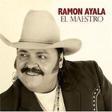"""*Ramon Ayala-""""El Maestro"""" (14 Songs) Tejano Tex Mex Latin-Classic CD SEALED!"""
