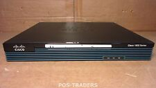 CISCO 1921 1921/K9 Cisco1921/K9 NEtwork Router 1900 Series 2x GBIT 2x EHWIC