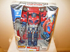Transformers movie Action Figure Leader class Cybertron Optimus Prime 2004 MISB