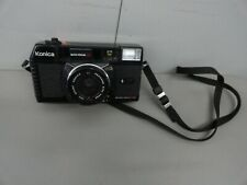 Konica C35 MF FILM Camera 35mm Hexanon 38mm F 2.8 Japan