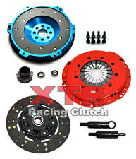 XTR RACING 2 CLUTCH KIT & BILLET ALUMINUM FLYWHEEL for 95-99 BMW M3 E36 S50 S52