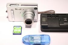 Casio EXILIM EX-Z4 4.0MP Digital Camera - Silver