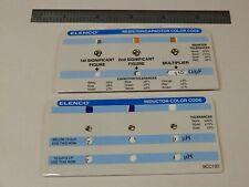 Elenco Resistor Inductor Color Code Calculator Qty 2 Nos
