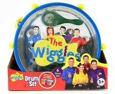 The Wiggles Character Toy Musical Instruments