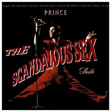 Scandalous Sex Suite by Prince (CD, WPCP-3199) Made In Japan