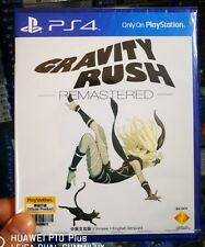 Gravity Rush Remastered PS4 Game (English/Chinese) Brand New Sealed