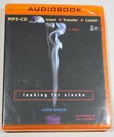 Looking for Alaska by John Green (2014, MP3 CD Unabridged) Audio Book Free Ship!