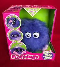 Flufflings loco-émotions-sound-violet fluff ball fête d'anniversaire jouet cadeau