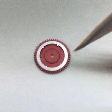 Wheel Only, New Open Package Genuine Rolex 2030-4479 Reversing Wheel, Red