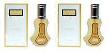 2 Pack Zidan Clásico 35ML oriental VANILLA AMBER eau de perfume por AL REHAB
