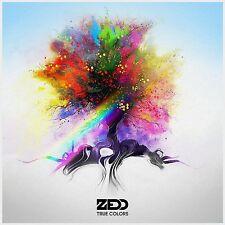 ZEDD - TRUE COLORS: CD ALBUM (July 6th 2015)