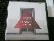 DELTA - SECOND STORY * OZ HIP HOP DOUBLE LP NUFFSAID 2009