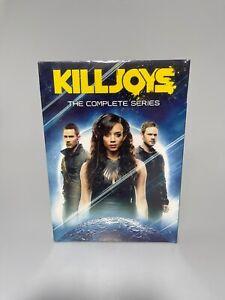 Killjoys Complete Series Season 1-5 DVD 10-Disc