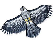 Eagle Kite Toy Fly Sky Bird Easy Beautiful Classic Beach Garden Outdoor Hengda