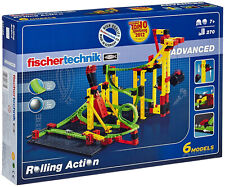 fischertechnik 516183 ADVANCED Rolling Action Konstruktionsbaukasten