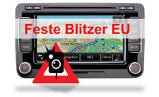 POI Download Paket VW RNS 510 mit Blitzer EU - 05/2018