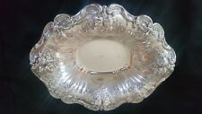Reed & Barton Sterling Silver Francis 1st. Footed Bowl