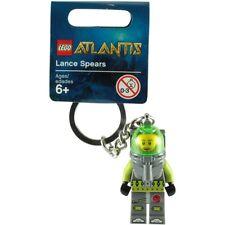 Lego Atlantis DIVER Lance Spears Scuba Key Chain Keychain Xmas Gift Present