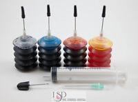 4x30ml Refill ink kit for HP952 952XL OfficeJet 8715 OfficeJet Pro 8710