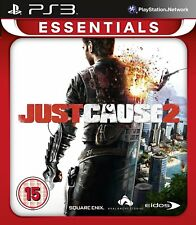 Just Cause 2: PlayStation 3 Essentials (PS3) BRAND NEW SEALED