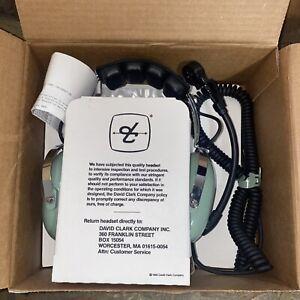 NOS David Clark Headset 40301G-03
