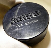 Tamron Adaptall 2 Rear Lens Cap for Contax C/Y Yashica  Free Shipping USA